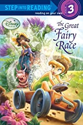 The Great Fairy Race (Step Into Reading - Level 3 - Quality)