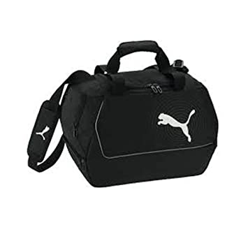 83996a918c Puma evoPOWER Junior Children s Football Bag Black White Black black white  Size 49 x 32 x 31 cm  Amazon.co.uk  Sports   Outdoors