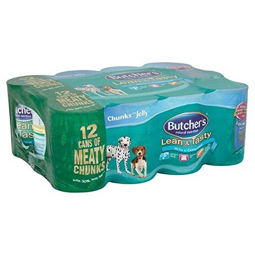 Butcher's Lean & Tasty Variety Pack 12 x (400g Pack)