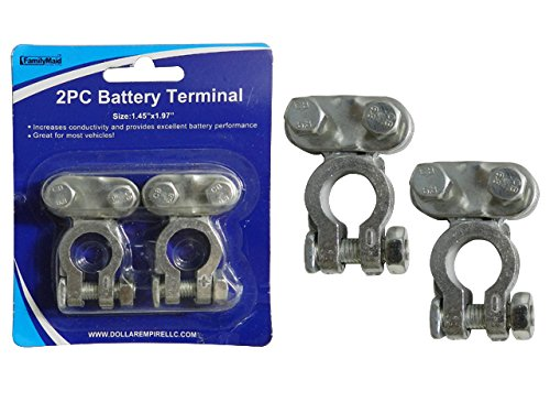 2PC Battery Terminals , Case of 96