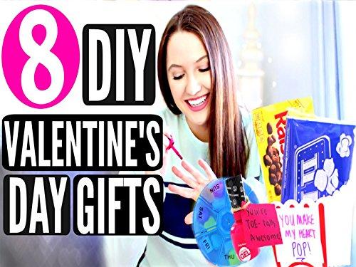 DIY Valentine's Day Gif Ideas: Cheap And Fun! -