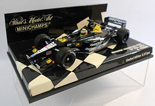 Minichamps F1 1/43 Scale Diecast Model - 400010220 MINARDI GP USA A.YOONG 2001