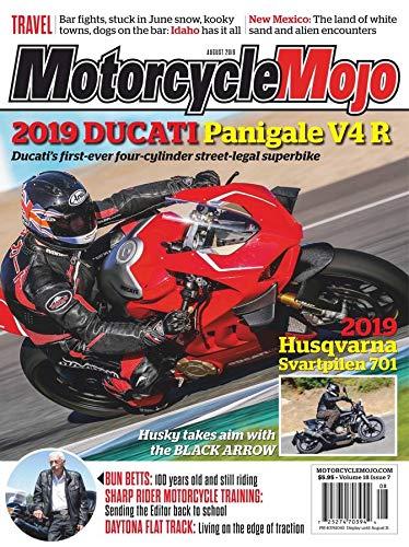 Rider Magazine - Motorcycle Mojo Magazine