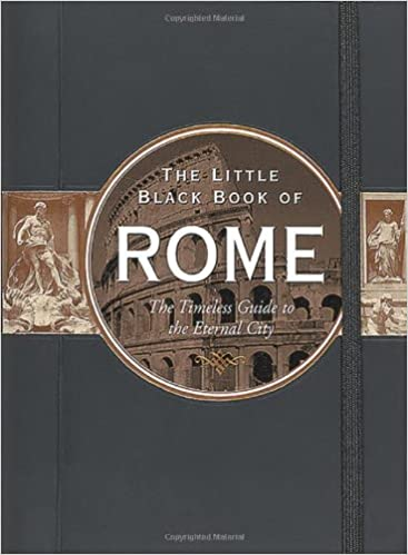 Book Little Black Book of Rome 2nd Edition (Travel Guide)