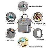 Diaper Bag Backpack - Baby Diaper Bag for Men Women