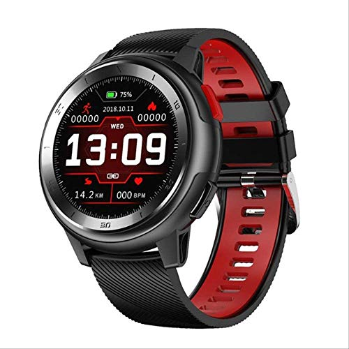 Smartwatch Ip68 Waterproof Wearable Device Heart Rate Monitor Sport Smart Watch For Android Ios Long Standby 1.2 inches…