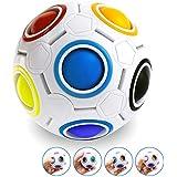 Y-Box Rainbow Ball Magic cube Fidget toy puzzle Magic Rainbow ball puzzle Fun fidget