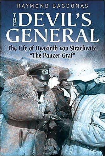 """Pagina Descargar Libros The Devil's General: The Life Of Hyazinth Von Strachwitz - """"the Panzer Graf"""" En PDF"""
