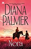 Front cover for the book Nora by Diana Palmer
