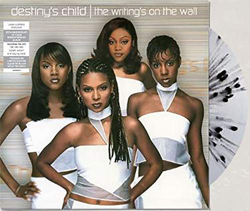 The Writing's On The Wall - Exclusive Limited Edition Clear Black Splatter 2x Vinyl LP
