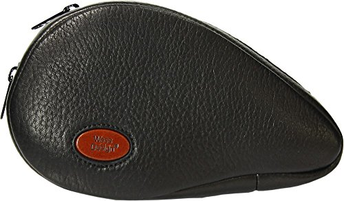 Martin Wess Germany ''Deer Leather'' 1 Pipe Combo Pouch Tobacco Case by Martin Wess