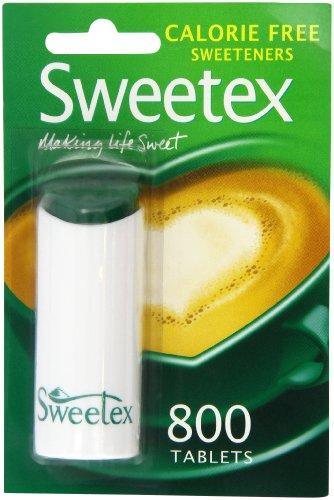 Sweet Sweetener Slim (Sweetex Calorie Free Sweeteners 800 per pack)