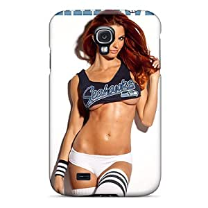 New Shockproof Protection Case Cover For Galaxy S4/ Seattle Seahawks Case Cover