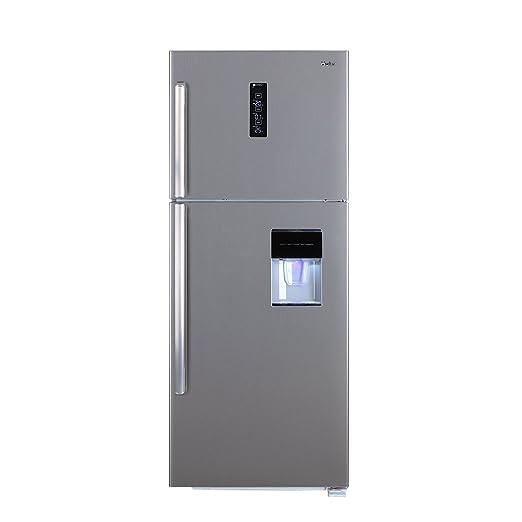 Haier D1FE671WF Independiente 500L A+ Aluminio nevera y congelador ...