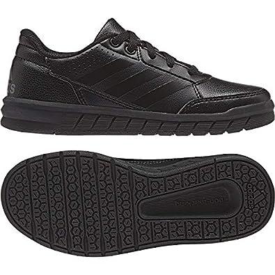 size 40 4379c c3955 adidas Originals Unisex-Kids Altasport Sneaker, Black Black White, 10.5K M