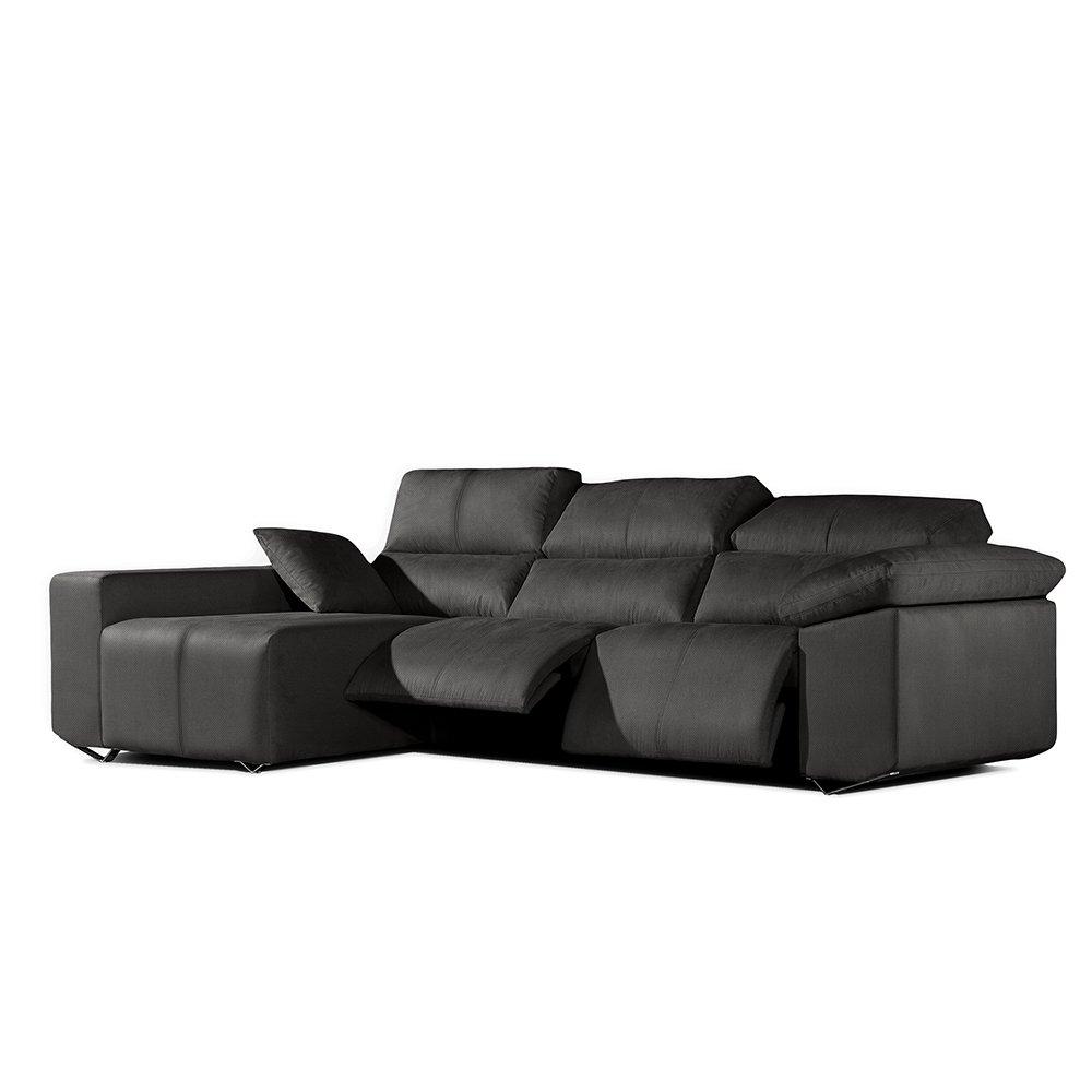 Zendo Sofas Picasso sofá Chaise Longue a Izquierda 2 Relax ...