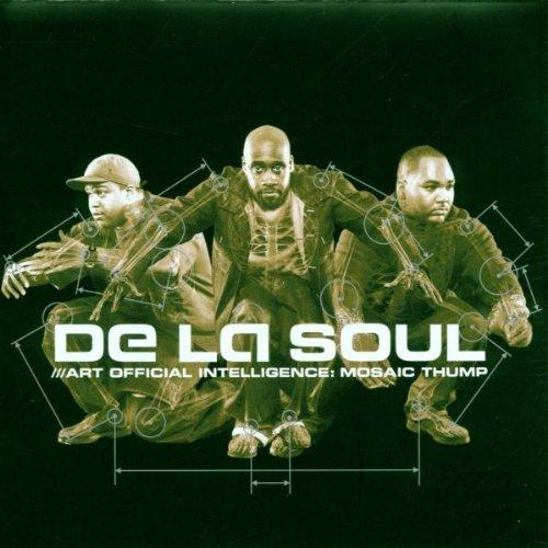 De La Soul - Art Official Intelligence: Mosaic Thump - [CD] by De La Soul (De La Soul Art Official Intelligence Mosaic Thump)