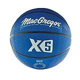MacGregor Multicolor Basketballs (Intermediate Size, Blue)