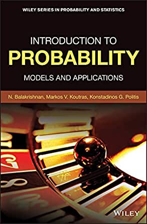 Introduction to Probability: Models and Applications (Wiley