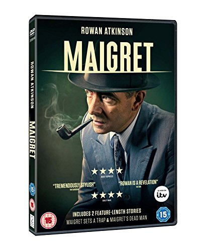 Maigret [DVD] [2016] [Region2] Requires a Multi Region Player