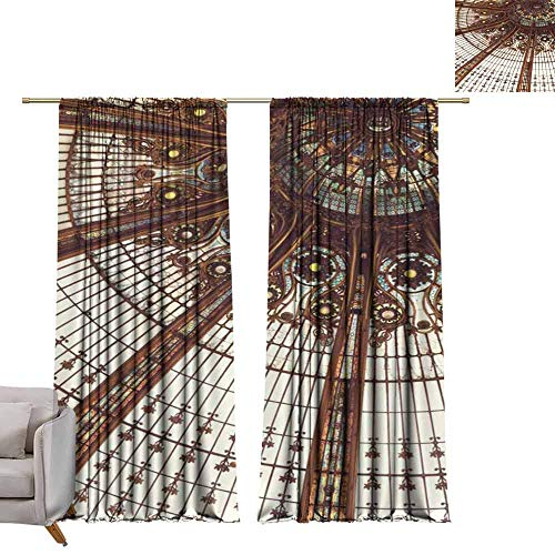 (berrly Drapes Galeries Lafayette W72 x L84 Drapes for Living Room)