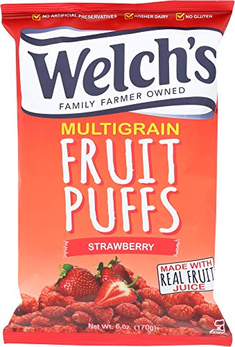 (Welch's Puffs Fruit Strawberry (1 Item only))