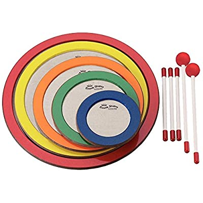 Remo Tambourine (SS200005): Musical Instruments