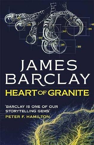 book cover of Heart of Granite