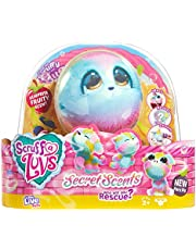 Little Live Pets Scruff-A-Luvs Plush Mystery Rescue Pet – Secret Scents – Styles May Vary