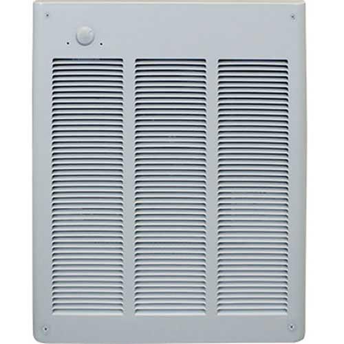 - Berko Fan-Forced Wall Heater, 2000/1500W, 240/208V