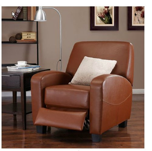 Mainstays Home Theater Recliner, Multiple Colors by Main Stay