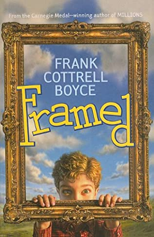book cover of Framed