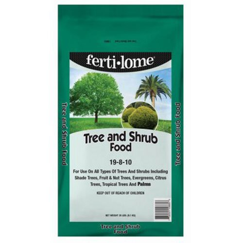 VPG Inc BAC421 20Lb Tree & Shrub Food, 1 - Evergreen Deciduous Trees