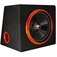 Cadence FXB12VA Single 12 Inch Ported Amplified Enclosure 250W