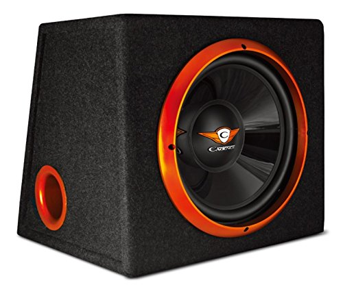 Cadence FXB12VA Single 12 Inch Ported Amplified Enclosure 250W