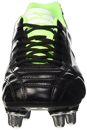Monarcida Vert Noir gecko Rugby Noir Hommes De De Si Bottes Blanc Mizuno wEPf4