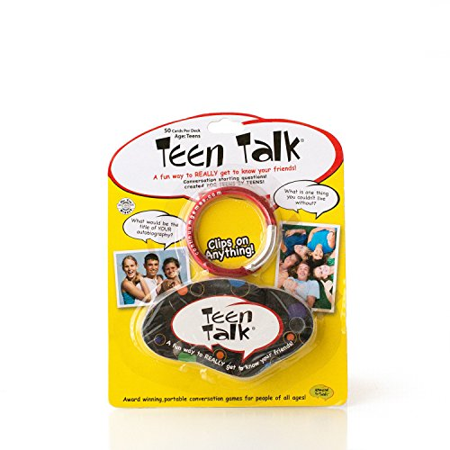 Around the Table Games Teen Talk