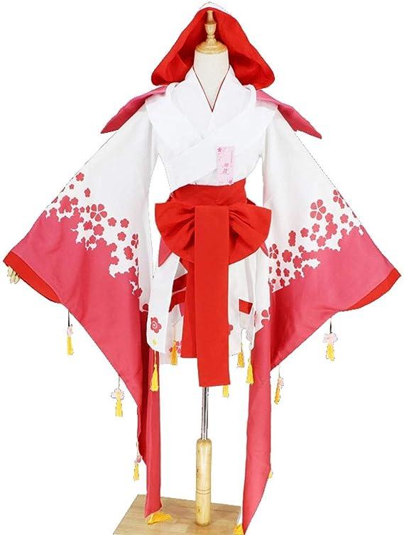 Lilongjiao Disfraz Flor de Yin y Yang División de Cosplay ...