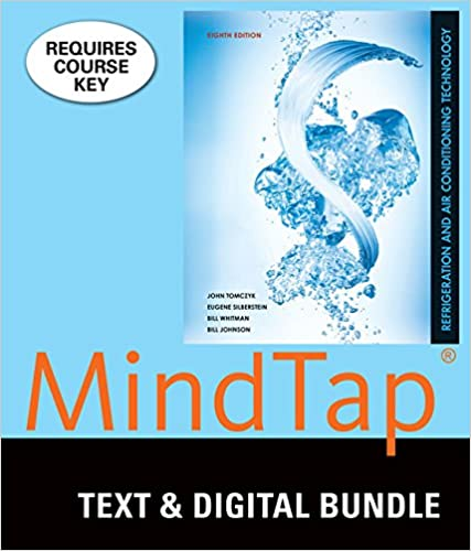 Bundle refrigeration and air conditioning technology 8th bundle refrigeration and air conditioning technology 8th mindtap hvac 2 terms 12 months printed access card 8th edition fandeluxe Images