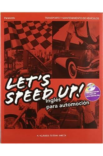 Let¿S Speed Up! Inglés Para Automoción