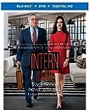 The Intern [Blu-ray + DVD + Digital Copy] (Bilingual)