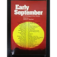 Early September, An Anthology of Short Stories