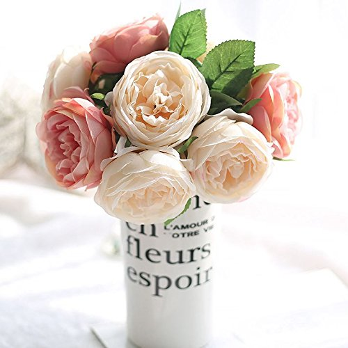Silk Roses Bouquets
