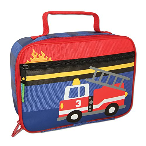 - Stephen Joseph Boys Classic Lunch Box, Firetruck