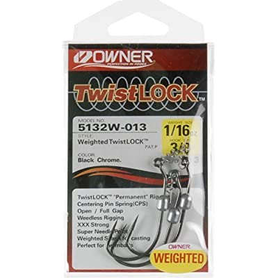 Owner - Twistlock Weighted 3/0 by OWNER AMERICAN CORP.