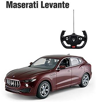 Amazon.com: Radio Remote Control 1/14 Scale Maserati Levante Sport ...
