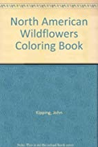 North American Wildflowers Coloring Album by…