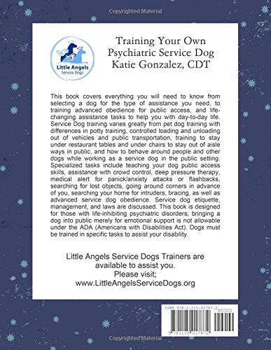 Training Your Own Psychiatric Service Dog Cdt Katie Gonzalez