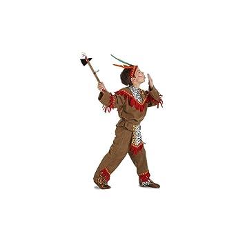 Disfraz de Indio lujo para niños de 5 a 7 años: Amazon.es ...