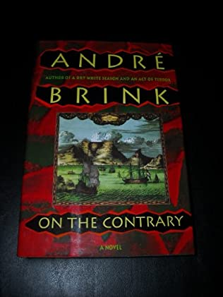 book cover of On the Contrary